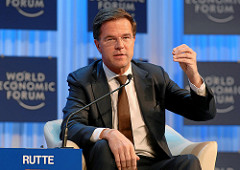 Mark Rutte over het machtsdilemma van de EU
